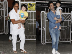 Taimur Ali Khan and Laksshya Kapoor's pictures post their play date