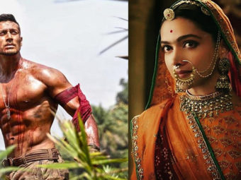 Tiger beats Deepika's regal glory as 'Baaghi 2' mints more than 'Padmaavat' on day one