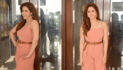 Urmila Matondkar is back! The lady gives her million-dollar smile while promoting 'BlackMail'