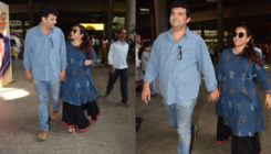 Hand-in-hand, Vidya Balan and Siddharth Roy Kapur are giving us couple goals. View Pics!