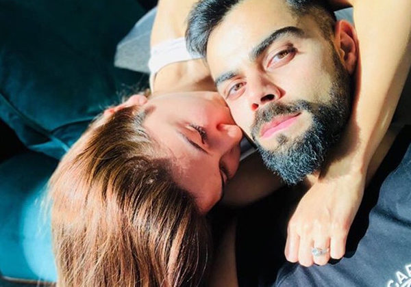 Not Virat Kohli but THIS cricketer is binging on Anushka Sharma's film over the weekend