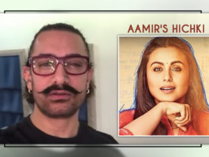 Aamir Khan opens up on his 'Hichki' moment in life and that's his obsessive nature