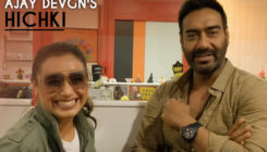 Watch: Ajay Devgn shares his 'Hichki' in life in a candid interview with Rani Mukerji