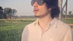 We can't decide if it's Ali Zafar's voice or just him that's making us go weak in the knees