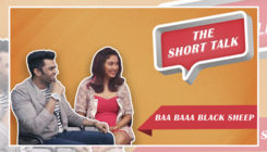 The Short Talk: Maniesh Paul and Manjari Fadnis open up on their movie 'Baa Baaa Black Sheep'