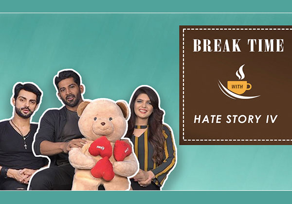 Break Time: Watch as the cast of 'Hate Story 4' gives a seductive twist to famous Bollywood dialogues