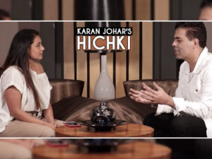 WATCH: Karan Johar opens up about his 'Hichki', the time when he was called 'pansy'