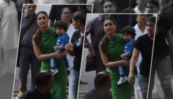 We can't pick our favourite between a gorgeous Kareena and a cute-heart Taimur. Can you?