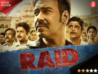 Raid movie review: Fails to intrigue with an unsurprising narrative