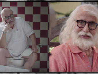 102 Not Out trailer: Amitabh Bachchan and Rishi Kapoor are here to redefine old age