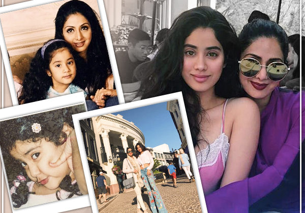 Happy 21 Janhvi: 21 Instagram posts from Sridevi's feed dedicated to her daughter dearest