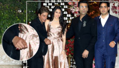 Baap of all RINGS! Shah Rukh Khan's HEART-shaped ring at Ambani's party has got us wondering