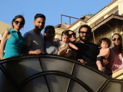 taimur ali khan and Inaaya Naumi Kemmu hang out with their parents