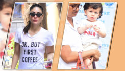 Just like Mommy Kareena, Taimur too has the coolest closet! VIEW PICS