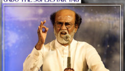 Rajinikanth ditches his SUPERSTAR tag and we know WHY