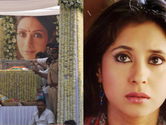 When Urmila Matondkar's first thought was that the news of Sridevi's demise was a rude joke