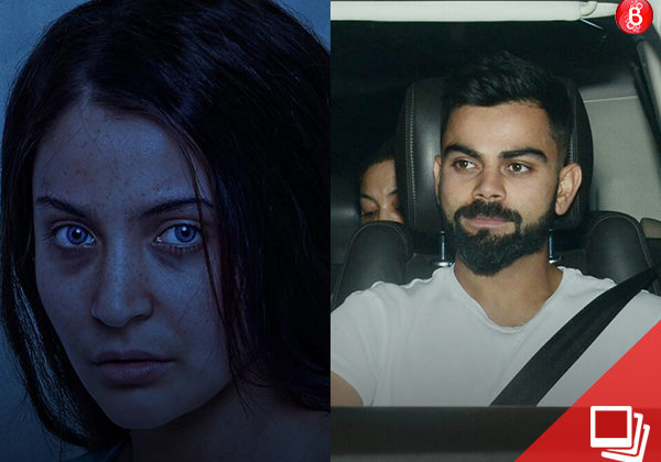 PICS: Virat Kohli looks happy and proud after watching wife Anushka Sharma's 'Pari'