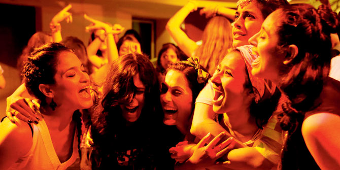 'Angry Indian Goddesses'