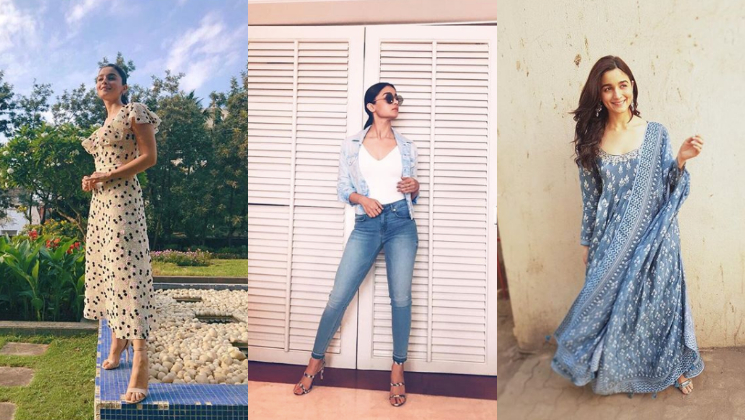PHOTOS: Alia Bhatt keeps it ethnic & chic for Raazi promotions!