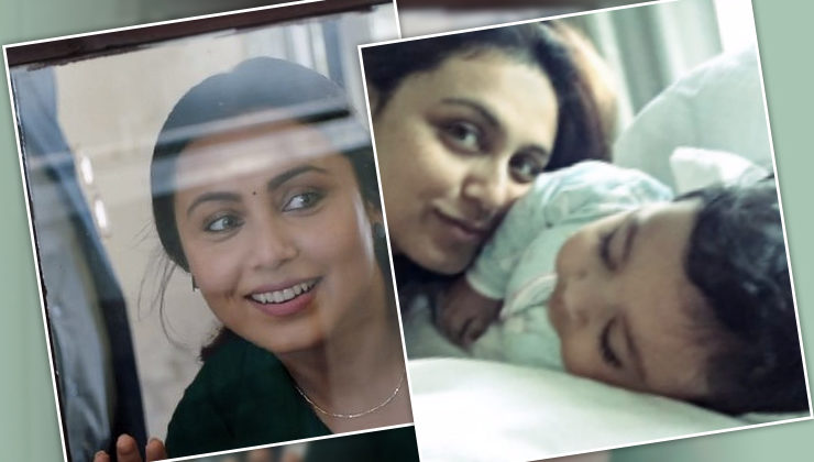 Rani Mukerji reveals how Adira reacted while watching 'Hichki' and it is super cute