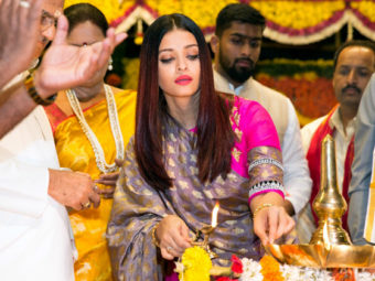 Aishwarya Rai Bachchan gets honoured with yet another title, and it suits her graceful aura
