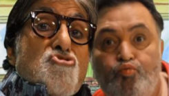 Big B & Rishi Kapoor's pout will put even Bebo & KJo to shame