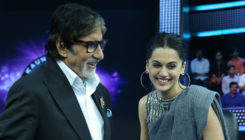 They're back! Amitabh Bachchan and Taapsee Pannu to team up once again?