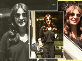 Anushka Sharma just had a makeover and we are loving her new look. View Pics!