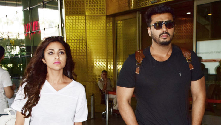 PICS: Post the Punjab schedule wrap, Parineeti and Arjun are back in the city