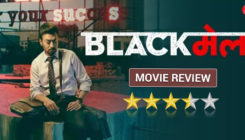 Blackmail movie review: A mad, zany tale that'll surely leave you crackling
