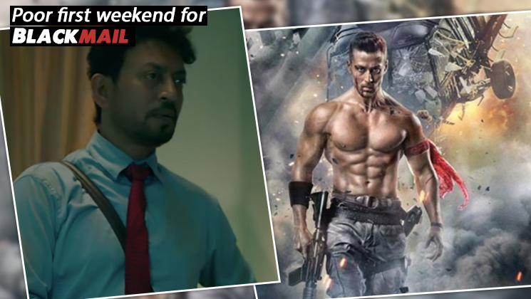 Irrfan Khan's Blackmail earns Rs9.85 crore in first weekend