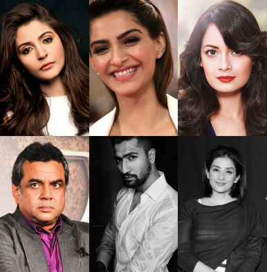 From Anushka to Sonam, read on to know who is playing what in 'Sanju'