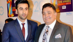 Rishi Kapoor: Ranbir is a risk taker, he doesn't have many films to fall back on