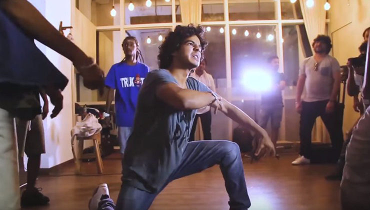'Ey Chhote Motor Chala' BTS: Ishaan Khatter's brilliant dancing skills will win you over
