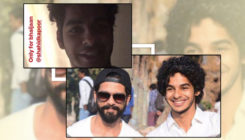 Ishaan Khatter keeps brother Shahid Kapoor's request, raps for us! WATCH VIDEO