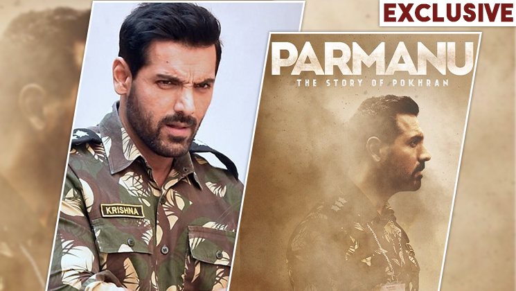 John Abraham Fights Back! Removes KriArj Entertainment's Name From Parmanu's New Poster