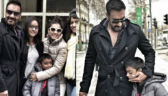 Ajay Devgn, Kajol and family are having a blissful holiday in Paris and their pics will make you envious