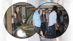 Post acquittal, Saif Ali Khan visited by Karisma Kapoor and Sandeep Toshniwal. VIEW PICS