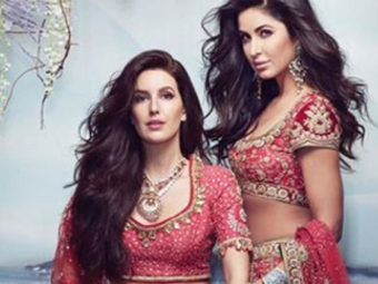 Katrina has her first ever photoshoot with sister Isabelle and the pics are simply GORGEOUS