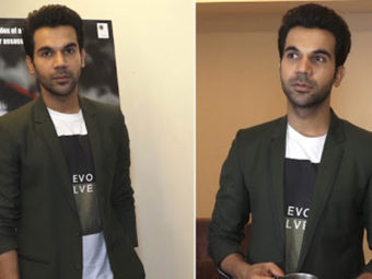 WATCH: Rajkummar Rao goes all out on promotions of 'Omerta'