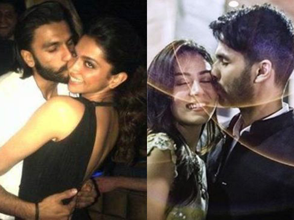 When B-Town celebs indulged in PDA and created headlines