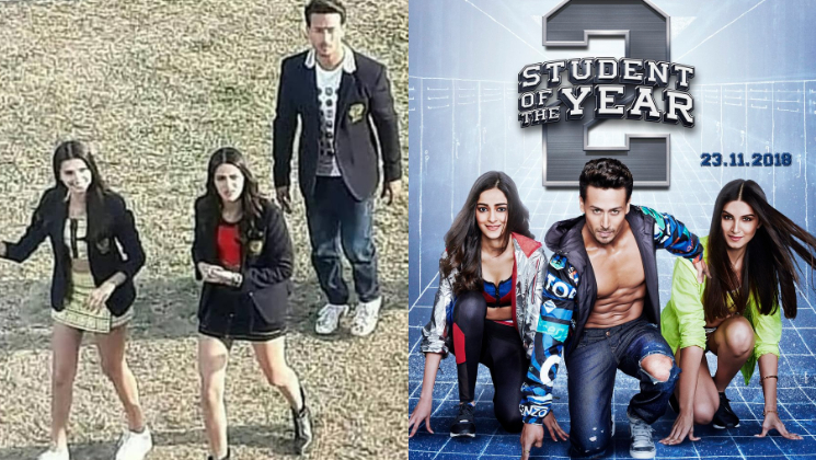 Dehradun schedule for 'Student of the Year 2' wrapped up