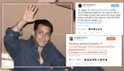 Blackbuck poaching case: Bollywood rejoices as Salman Khan gets a bail