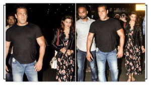 Watch: 'Race 3' co-star Salman and Jacqueline return to Mumbai from Abu Dhabi