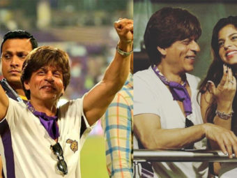 #KKRvRCB: More than the match, Shah Rukh Khan and Suhana's candid bond was a sight to watch