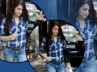PICS: While Salman sweats inside the jail, post acquittal Sonali Bendre chills at a spa