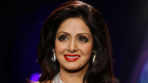 The first recipient of an award in late Sridevi's name