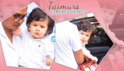 Taimur Ali Khan REFUSES to look away from cameras and these pictures are a PROOF