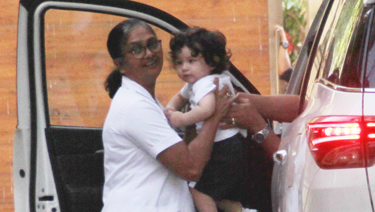 PICS: Just some cute Taimur Ali Khan's pictures to take away your Monday blues