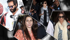 PICS: After the acquittal in Blackbuck Poaching Case, Saif, Tabu and others return